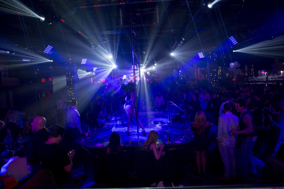 Miami strip club halloween